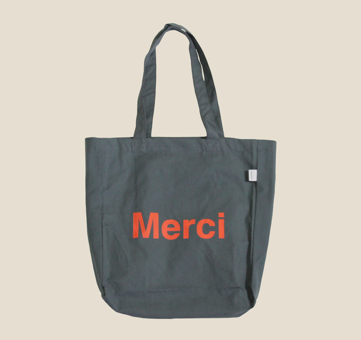 Merci (Thank You) Tote - available in 3 colors