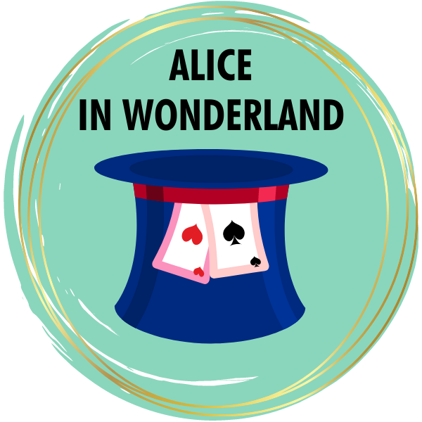 Alice In Wonderland Diamond Painting Kits
