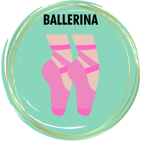 Ballerina Diamond Painting Kits