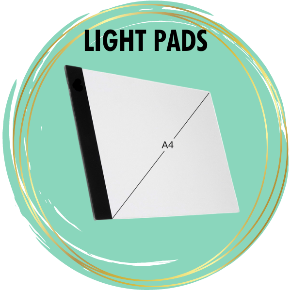 Diamond Painting Light Pads & LED Boards