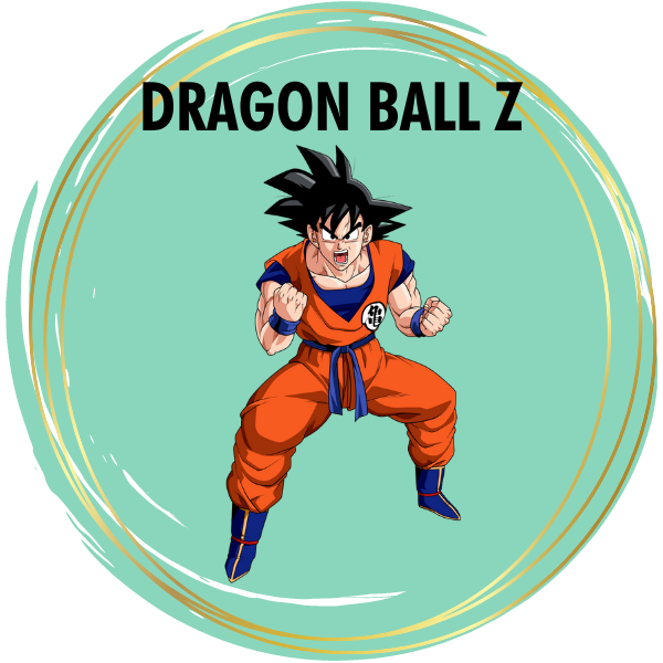 Dragon Ball Z Diamond Painting Kits
