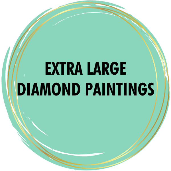 Extra Large Diamond Painting Kits