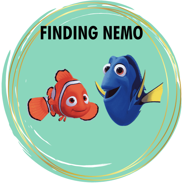 Finding Nemo Diamond Painting Kits