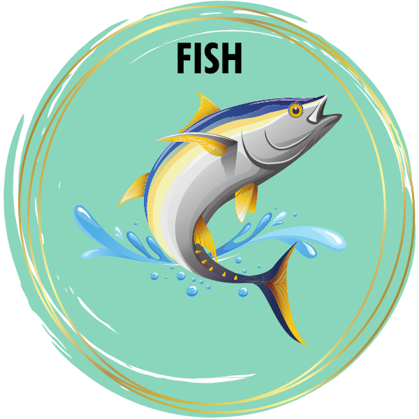 Fish Diamond Painting Kits