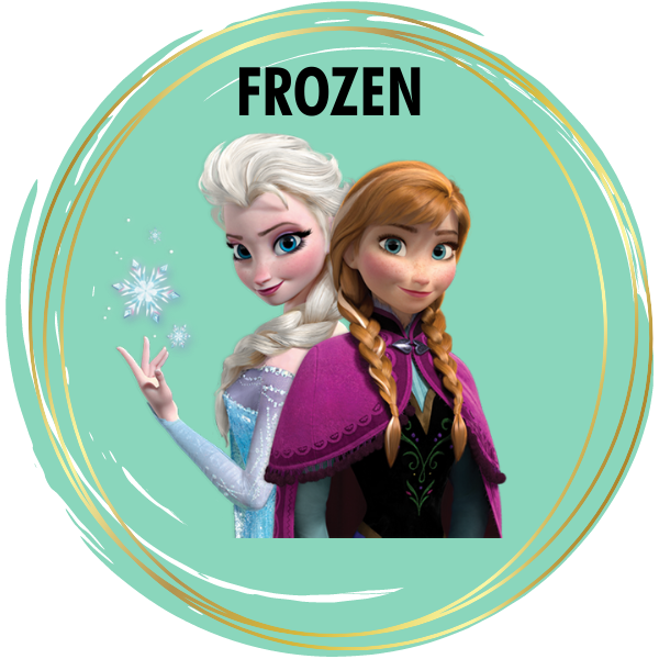 Frozen Diamond Painting Kits