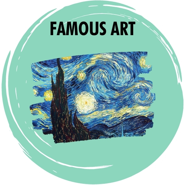 Famous Art Diamond Paintings
