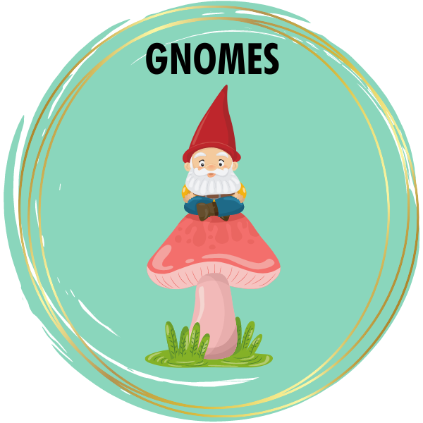 Gnome Diamond Painting Kits