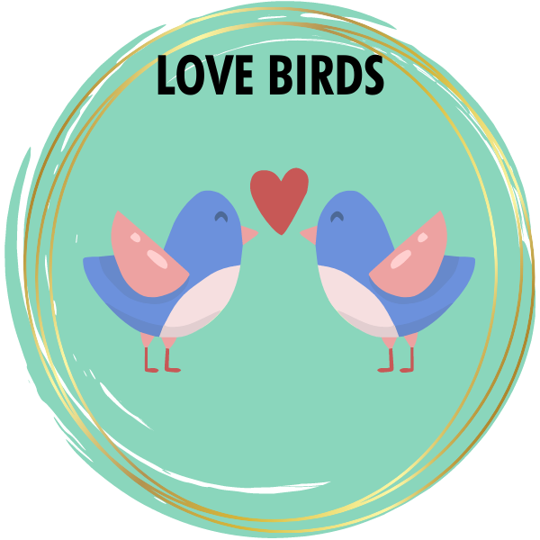 Love Birds Diamond Painting Kits