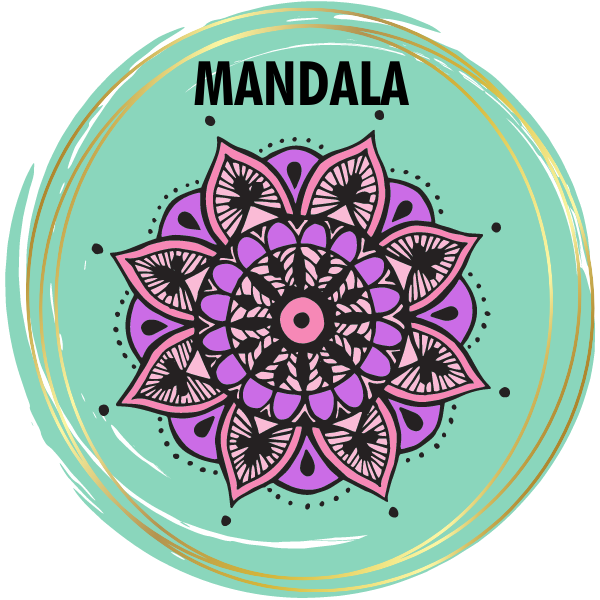 Mandala Diamond Painting Kits