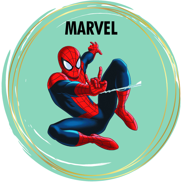 Marvel Diamond Painting Kits