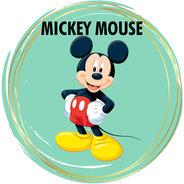 Mickey Mouse Diamond Painting Kits