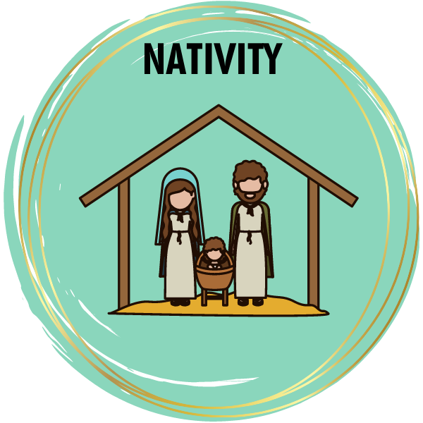 Nativity Scene Diamond Painting Kits