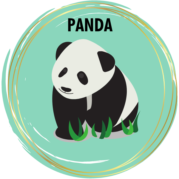 Panda Diamond Painting Kits