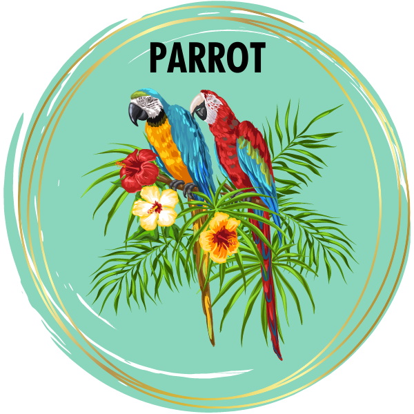 Parrot Diamond Painting Kits