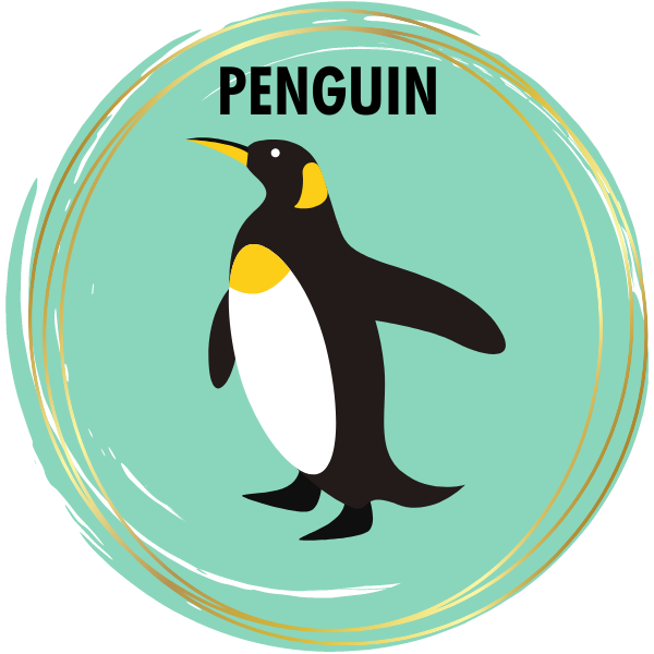 Penguin Diamond Painting Kits