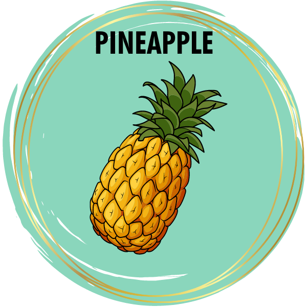 Pineapple Diamond Painting Kits