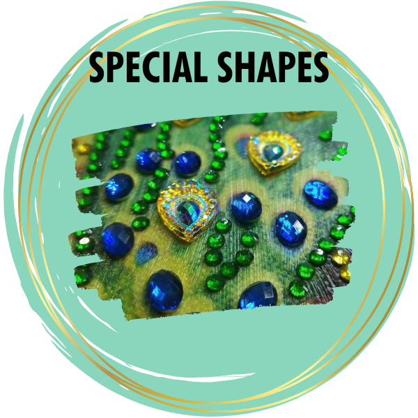 Special Shape Diamond Painting Kits