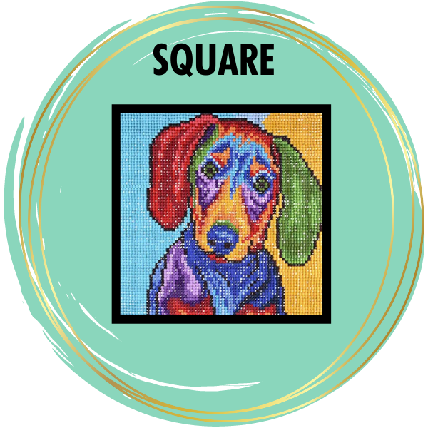 Square Diamond Painting Kits