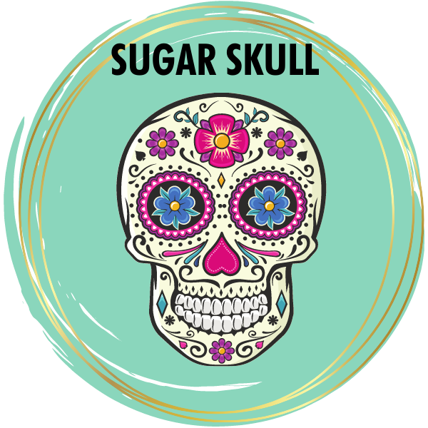 Sugar Skull Diamond Painting Kits
