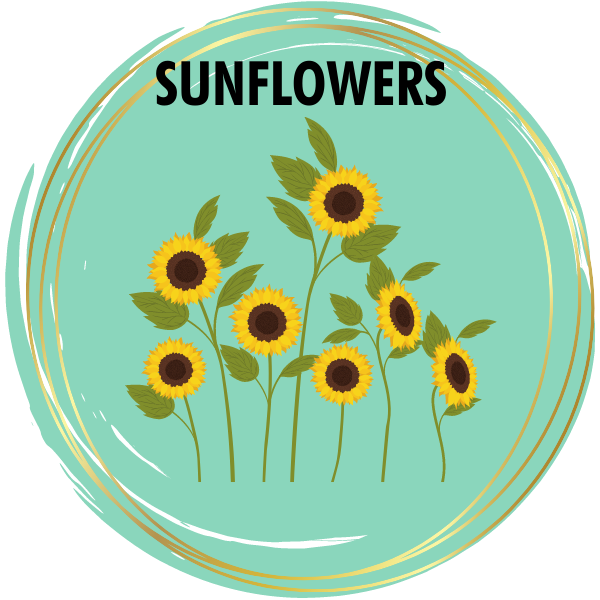 Sunflower Diamond Painting Kits