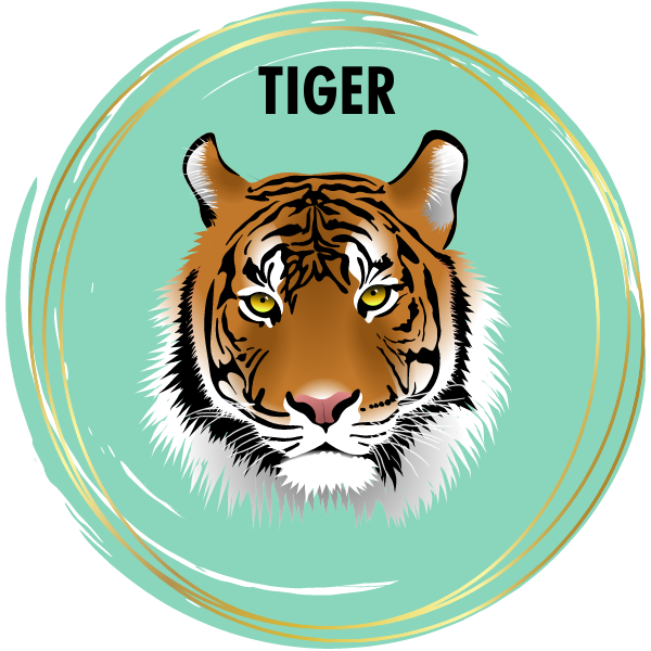 Tiger Diamond Painting Kits