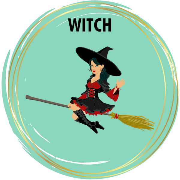 Witch Diamond Painting Kits