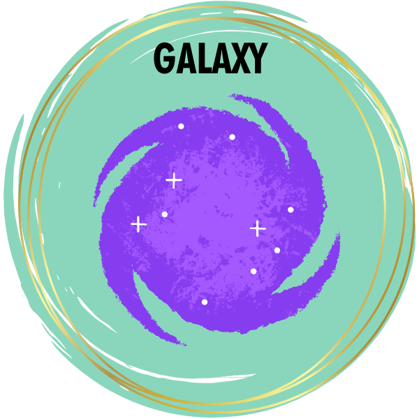 Galaxy Diamond Painting Kits