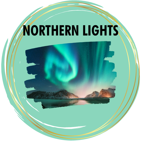 Northern Lights Diamond Painting Kits