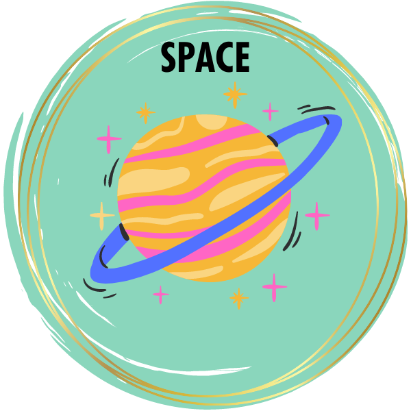 Space Diamond Painting Kits