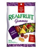 Dare RealFruit Gummies Tropical Candy