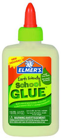 Earth Friendly School Glue