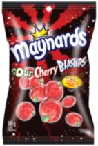 Maynards Sour Cherry Blasters Candy
