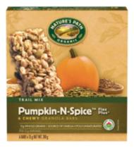 Nature's Path Organic Pumpkin-N-Spice Flax Plus Granola Bar