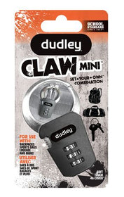 Dudley Claw Mini Lock