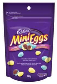 Cadbury Mini Eggs Chocolate Candy
