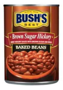BUSH'S® Brown Sugar Hickory Baked Beans