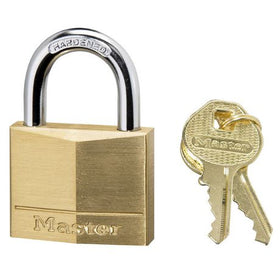 Solid Body Brass Padlock - 40mm