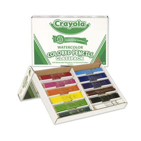 Watercolour Coloured Pencils Classpack