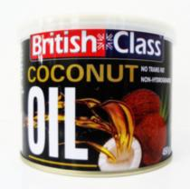 BRITISH CLASS Coconut Oil