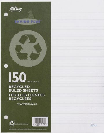 Refill Paper Recycled