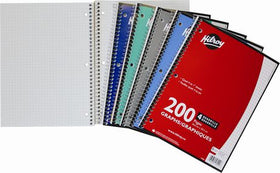 1 Subject Notebook Quad