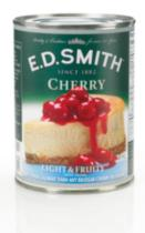 E.D. Smith Light & Fruity Cherry Pie Filling