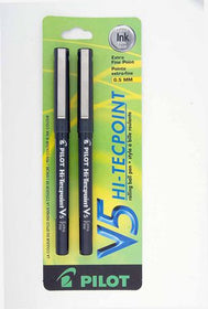 Hi-Tecpoint V5 Ball Pen - Black