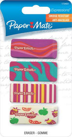Expressions Erasers