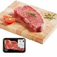 AAA Angus Beef Striploin Steak, Your Fresh Market