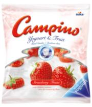Campino Yogourt & Fruit Strawberry Candy
