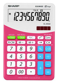 SHARP ELM332BPK Desktop Calculator