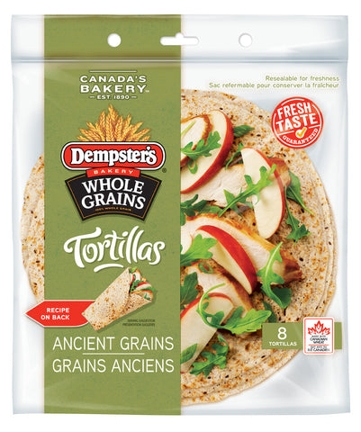 Tortillas Ancient Grains