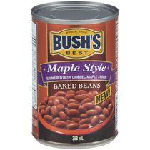 BUSH'S Best Maple Style Baked Beans Can
