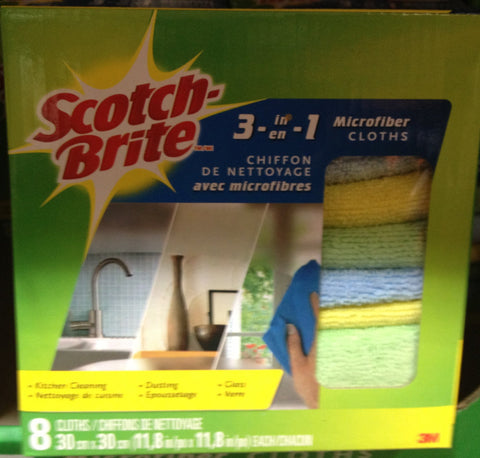 Scotch-Brite Kitchen Cloths